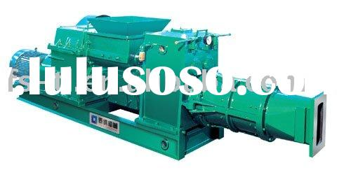 clay fired roof tile making machine Vacuum Extruder TL-CXJ-300B