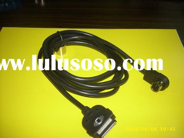 coaxial cable for ipod to jvc cable audio cable