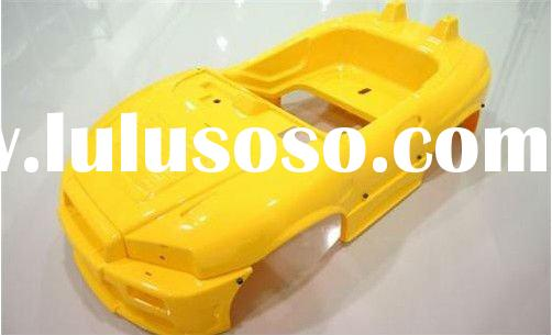 colorful ABS toy car body