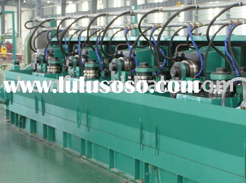 copper rod 2 roller continuous cold rolling mill
