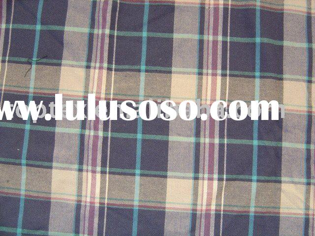 cotton flannel/flannel fabric/plaid flannel/ yarn dyed flannel