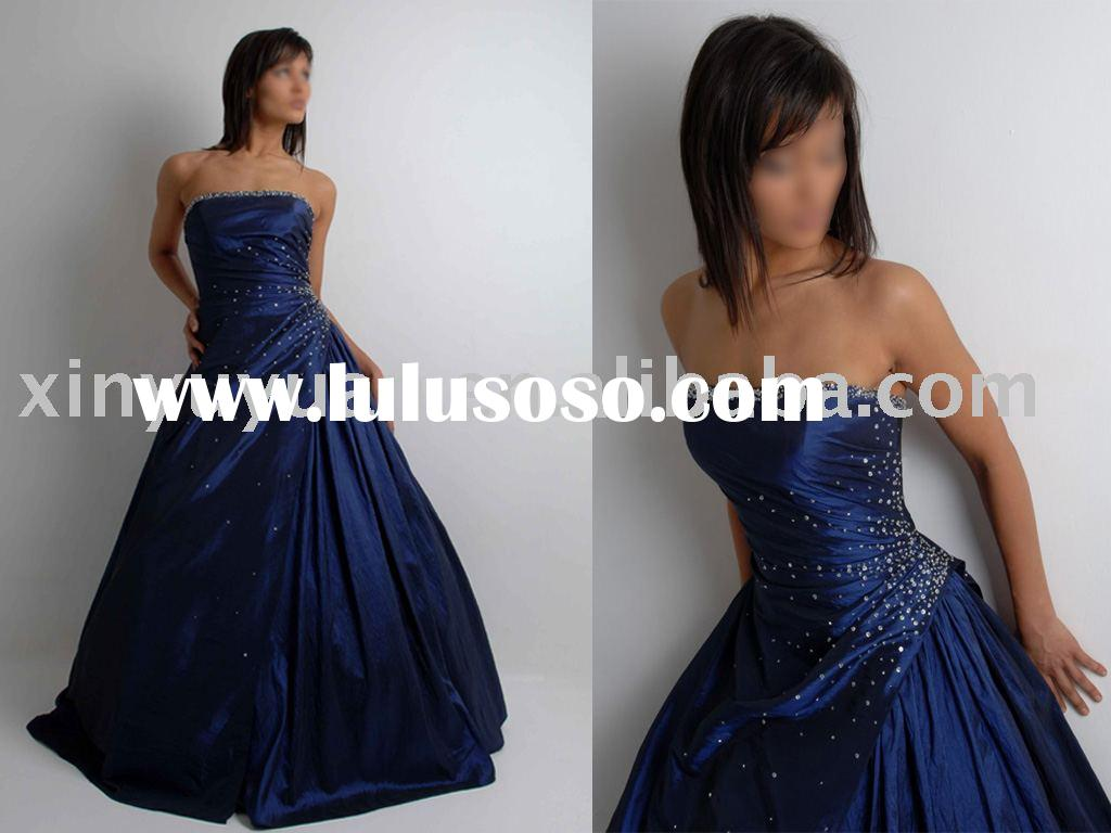 design your own prom dress L-017