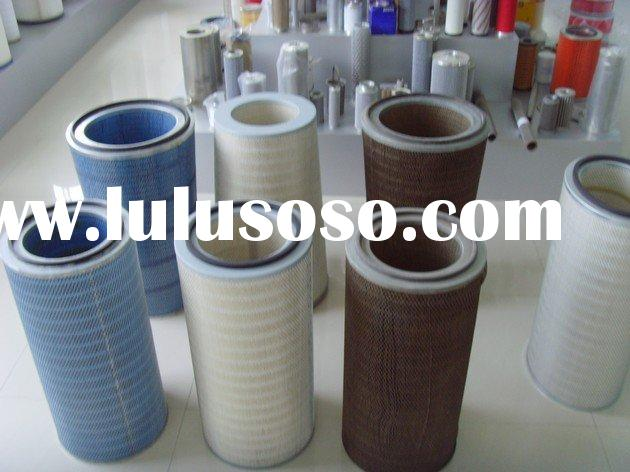 dust collector cartridge Gas Turbine Filter Air Intake Filter