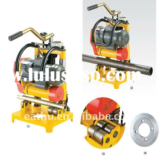 electric hydraulic pipe cutting machine