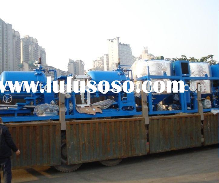 engine lubricant oil recycle purification regeneration machine plant -ZYD-A for engine oil and lubri