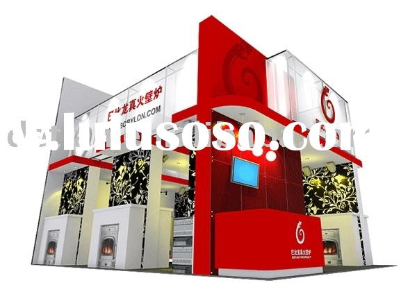 Exhibition Stall Price : Exhibition stall designing for sale price china