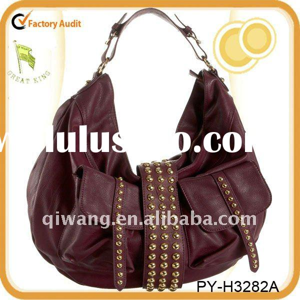 fashion hobo lady handbag