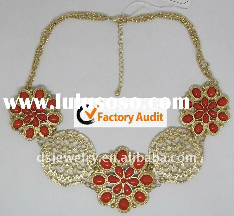 fashion jewelry accessories for 2012 spring -summer season