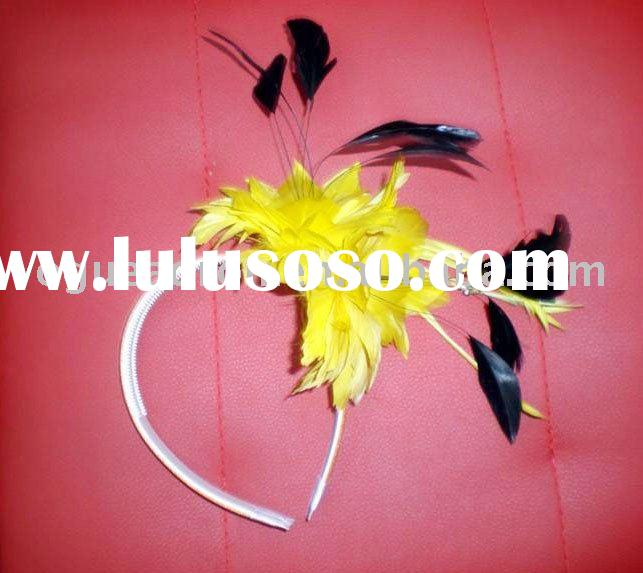 feather hairbands