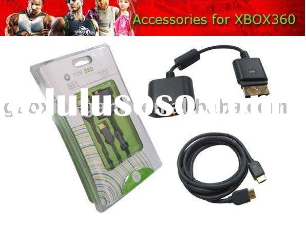 for XBOX360 HDMI /Optical/RCA Audio Adaptor cable packs