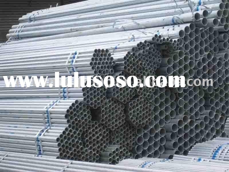 galv seamless steel tube
