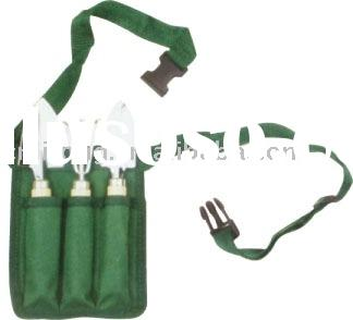 garden tools set with bag