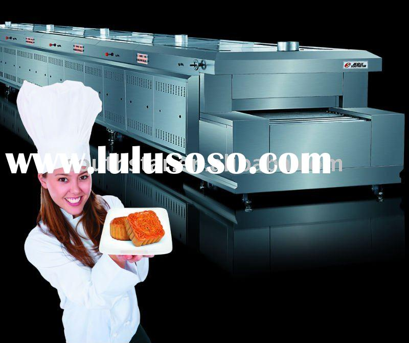 gas tunnel oven