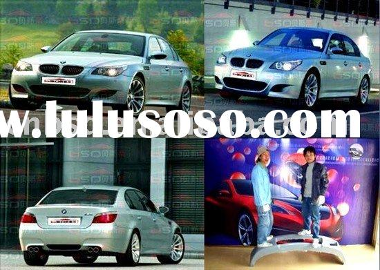 glass fiber body kit /auto parts for 04-10 BMW 5 Series M5 Style