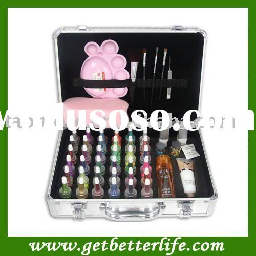 glitter tattoo kit - Body Art Deluxe Kit (38color)