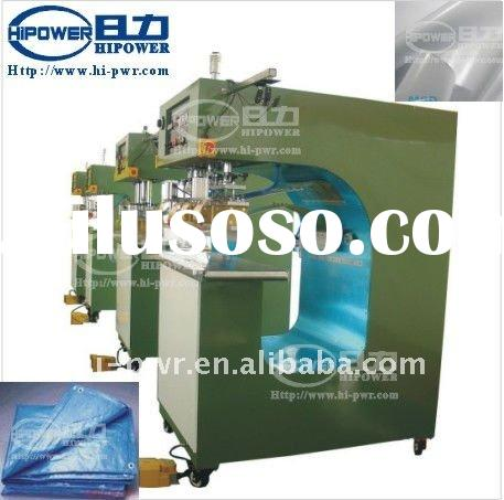 high frequency pvc welding machine for tarpaulin, tent cloth