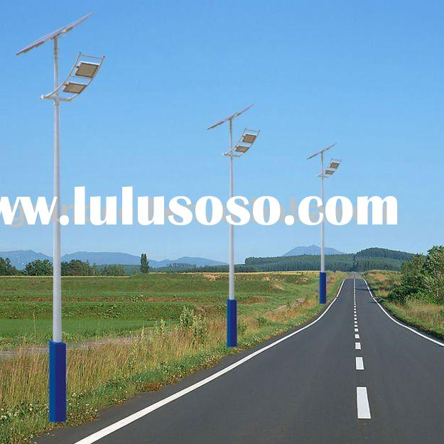 high quality solar street light with OSRAM LED(GBT-SL-740)