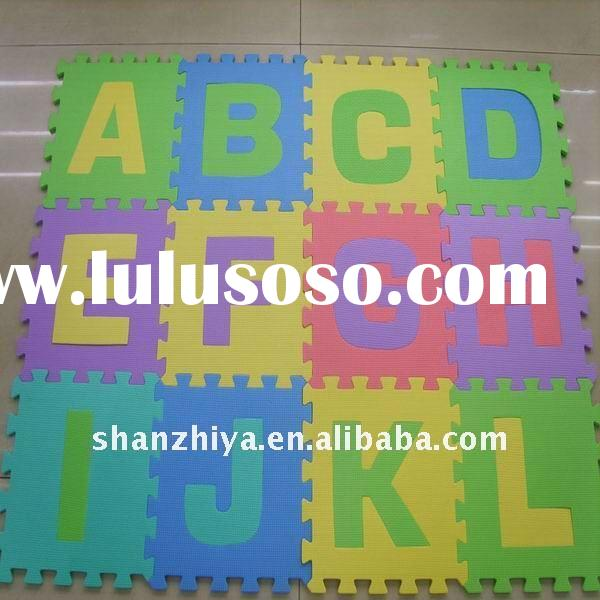 high quality waterproof baby play mat