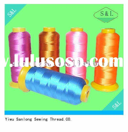high tenacity polyester yarn 210D/2