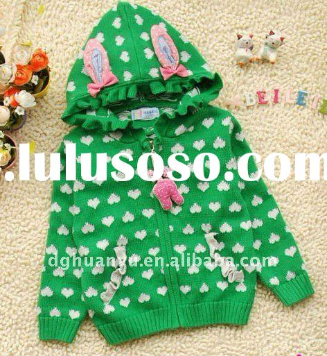 hoodies sweater jackets FOR girls 2012