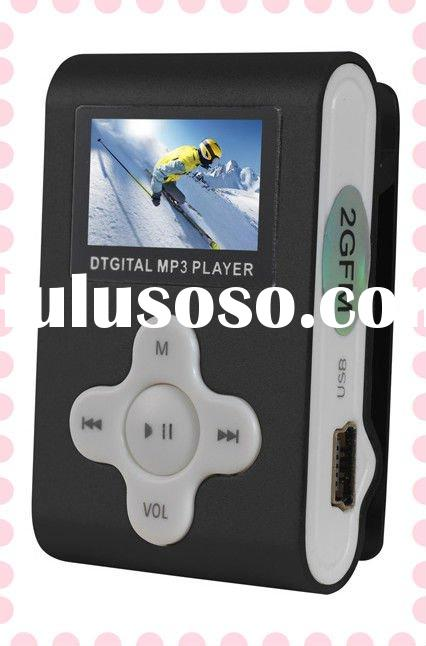 hot selling mini Clip MP3