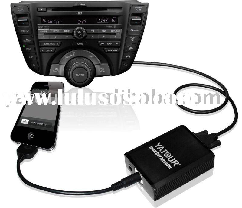 iPod/iPhone car integration audio player(CD changer adapter interface)