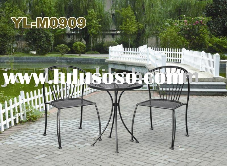 iron mesh furniture,outdoor furniture,mosaic furniture