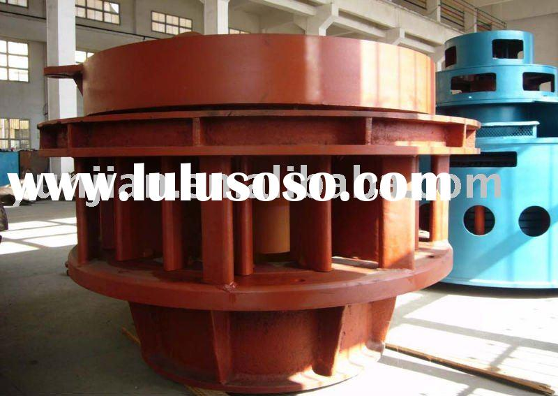 kaplan turbine generator, water turbine, hydro electric turbine