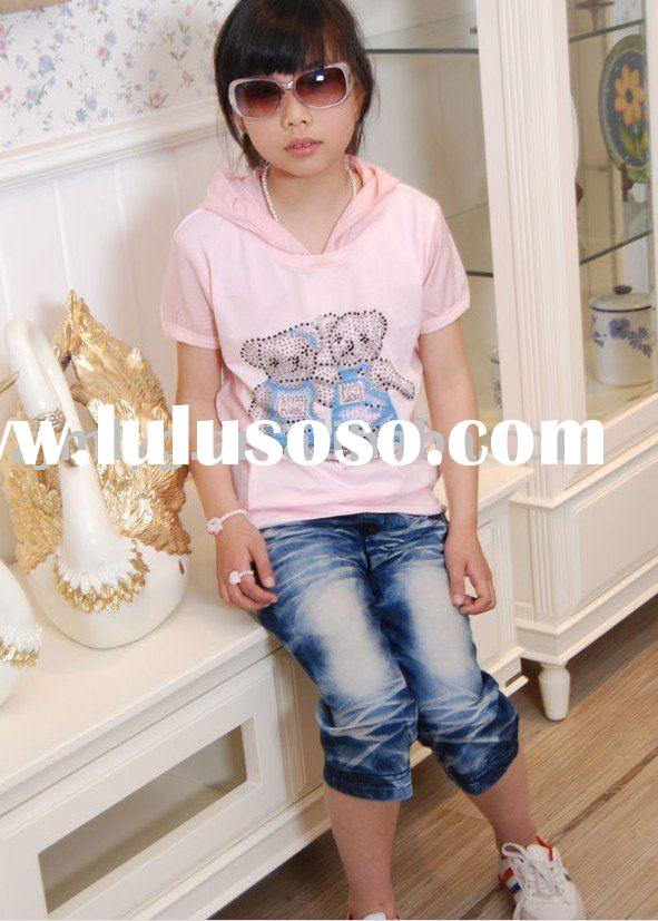 kid wear children's jeans child wear kid wear clothing factory