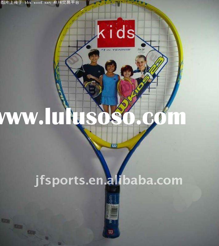 kids carbon tennis racket