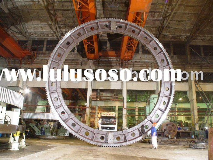 large modulus gear ring used for ball mill or rotary kiln