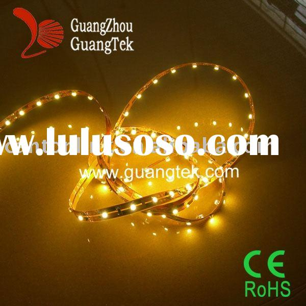 led ribbon, RGB led strip for backlight & home decoration lighting