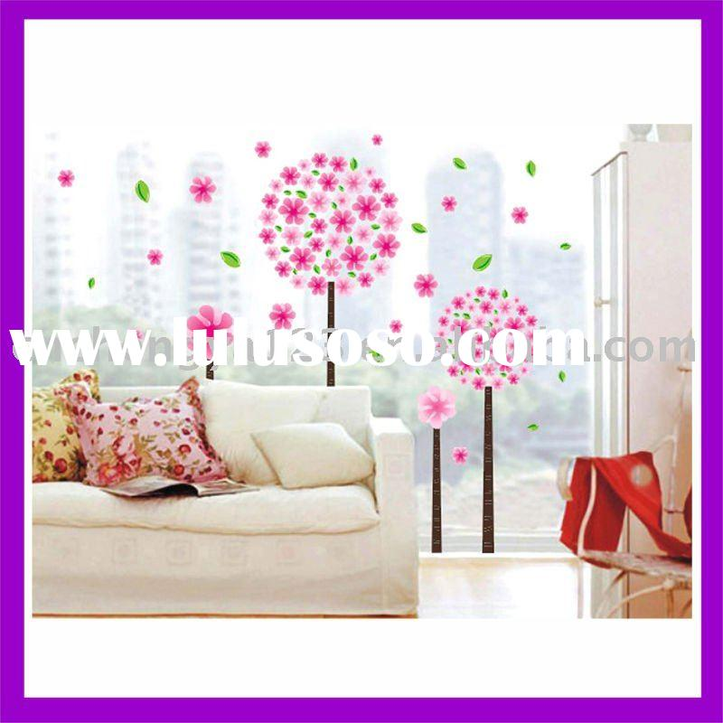 living room home wall decoration sticker/wall decal