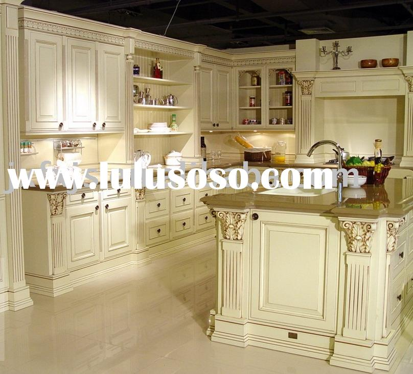 Luxury Royal Kitchen Cabinet For Sale Price China Manufacturer