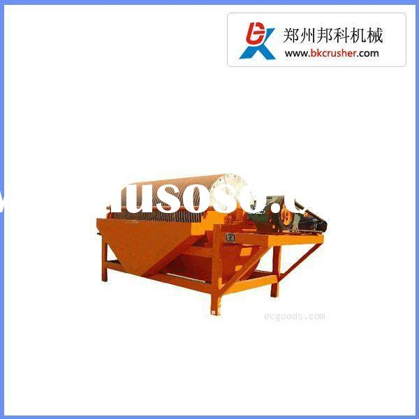 magnetic drum separator roller machine for iron ore from manufacturer with good quality