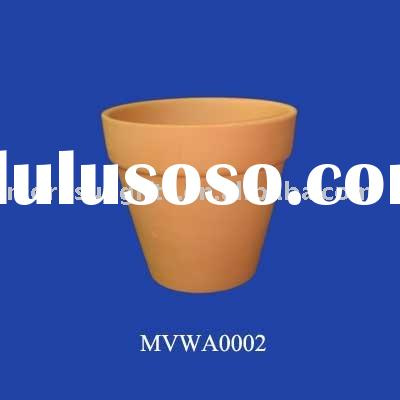 mini terracotta flower pot