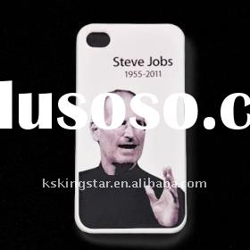 mobile phone for iphone 4 Steve Jobs case