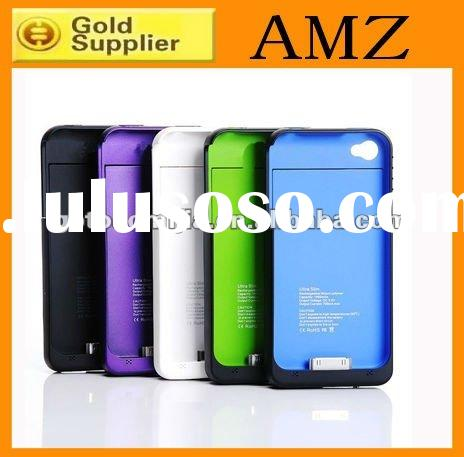mobile phone portable external backup battery for iphone4