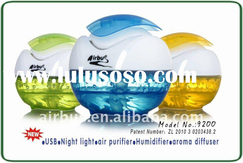 night light cool mist humidifier with newest