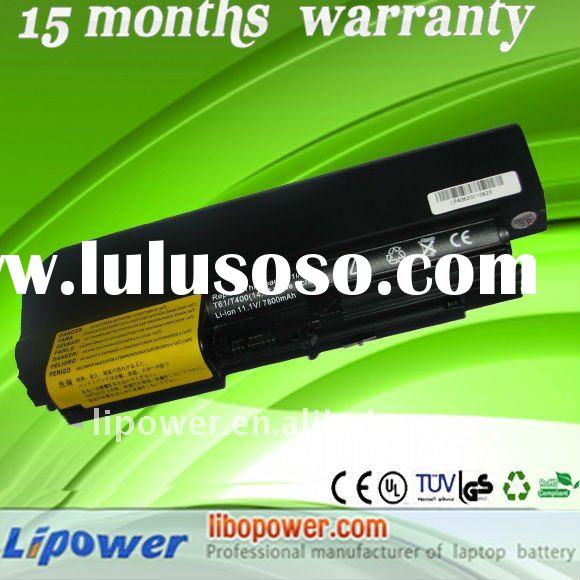 notebook battery/laptop battery forI IBM ThinkPad T61 R61 R61I series7800wAh