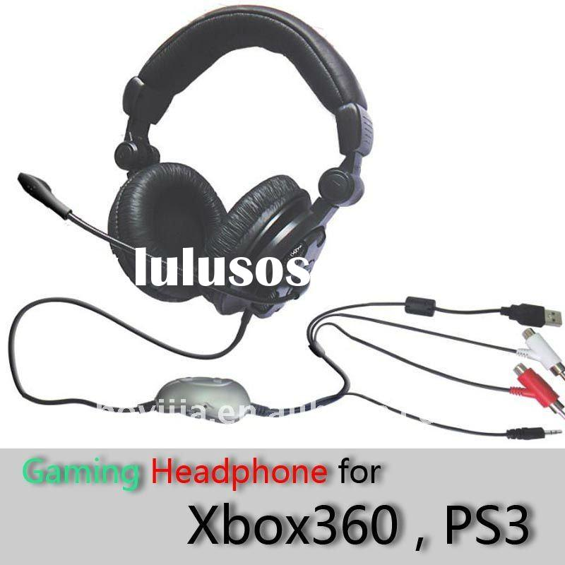 outstanding gaming headset for xbox,ps3 or pc game