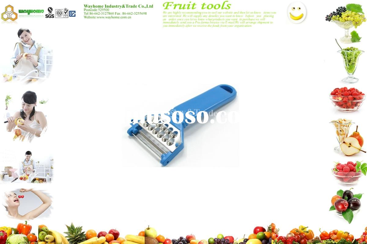 peeler,multi function peeler,apple slicer,vegetable fruit peeler,parer,potato peeler,promotion gifts