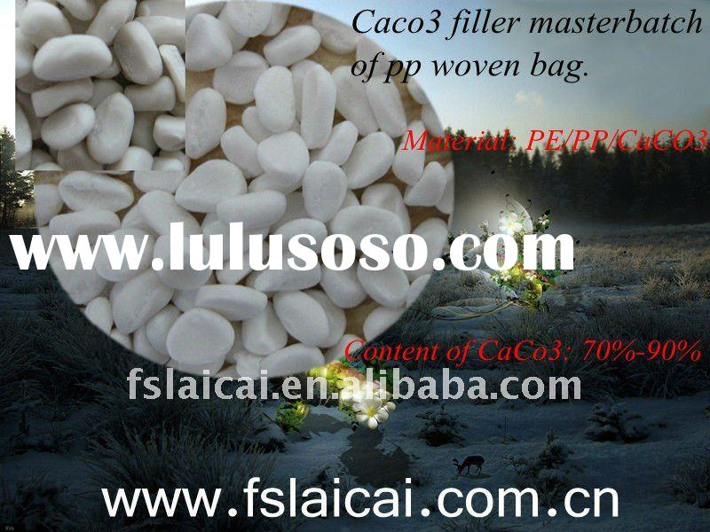 plastic filler masterbatch for injection molding