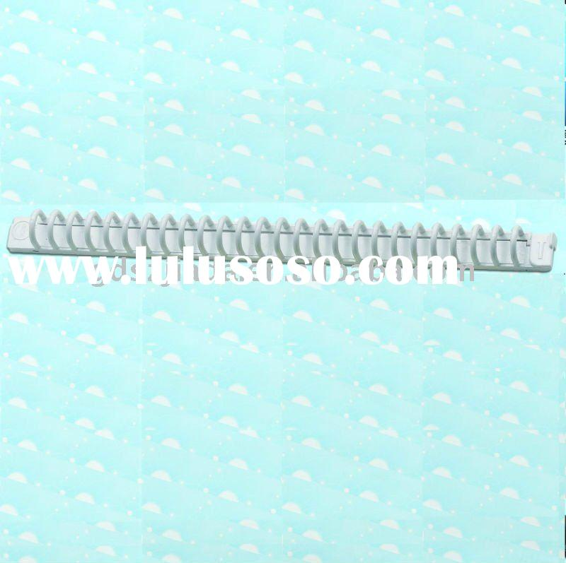 plastic ring binder for file folder, document folder