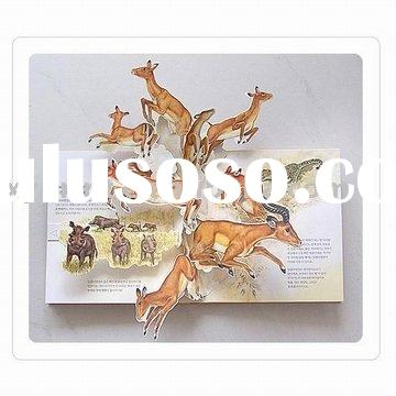 popup cards(greeting cards,gift cards,paper cards)