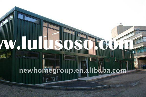 prefabricated living container house