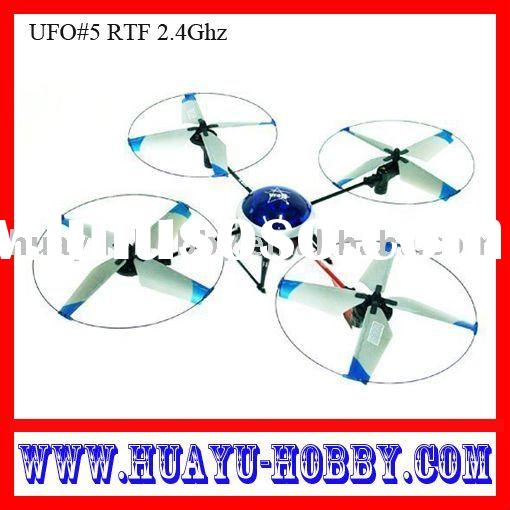 rc flying model UFO#5 RTF 2.4Ghz r/c model toy with 3D Gyro Model toy r/c helicopter hot selling