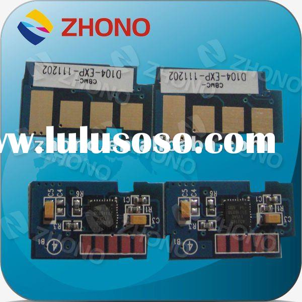 reset toner chip compatible for Samsung MLT-D104