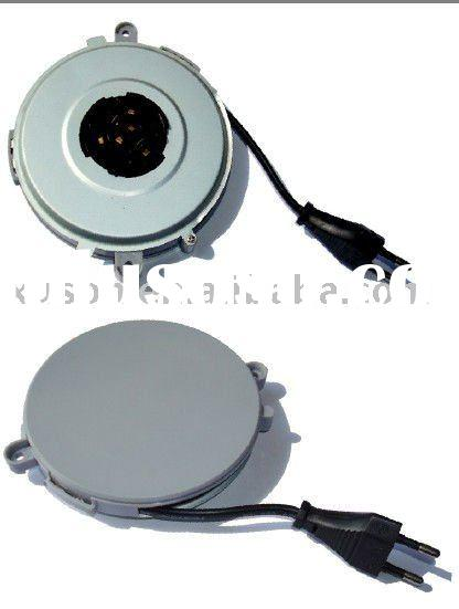retractable cable reels for rice cooker and vacuum cleaner