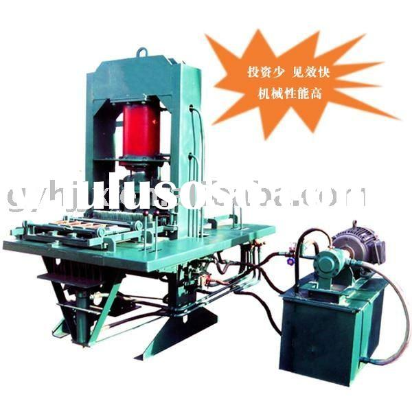 road tile making machinery